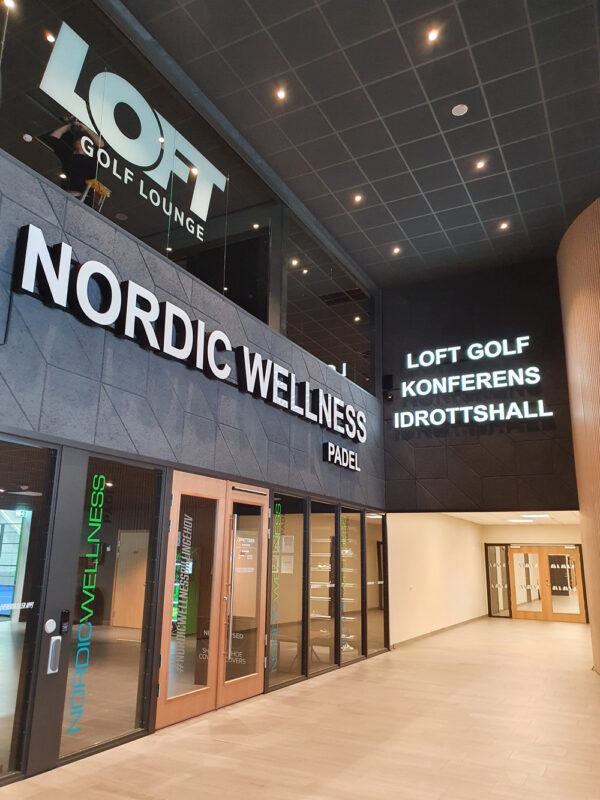 Skövdehem Arena, Nordic Wellness