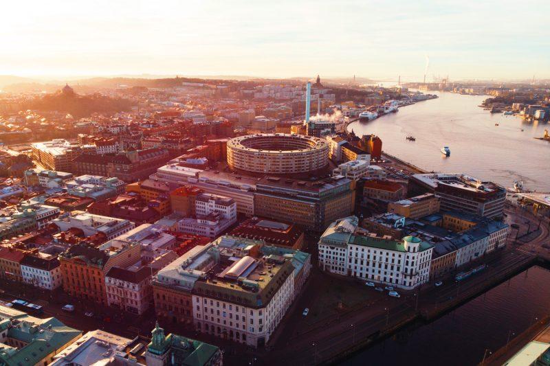 Kontakt till Göteborg